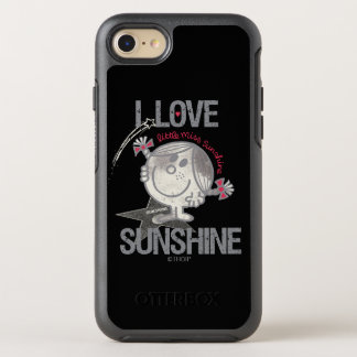 I Love Little Miss Sunshine OtterBox Symmetry iPhone 7 Case