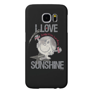 I Love Little Miss Sunshine Samsung Galaxy S6 Cases