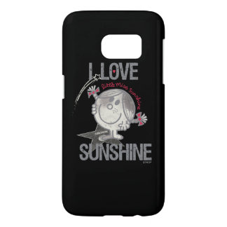 I Love Little Miss Sunshine Samsung Galaxy S7 Case