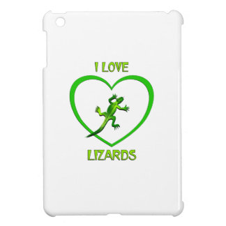 I Love Lizards Case For The iPad Mini