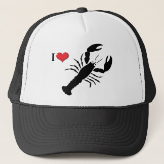 I Love Lobster Hat