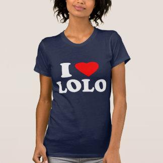 I Love Lolo T-Shirt