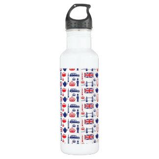 I Love London - Everything London 710 Ml Water Bottle
