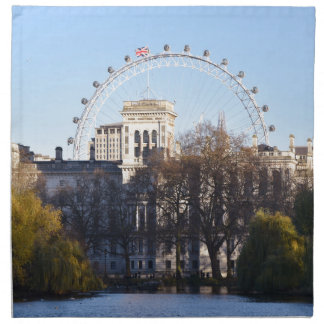 I Love London! Napkin