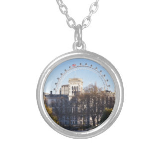 I Love London! Silver Plated Necklace