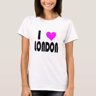 I Love London UK  t-shirt