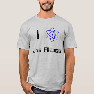 I Love Los Alamos T-Shirt