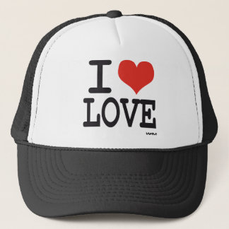 I love LOVE Trucker Hat