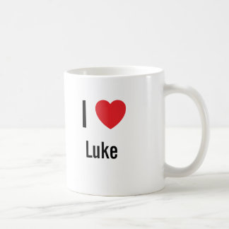 I love Luke Coffee Mug