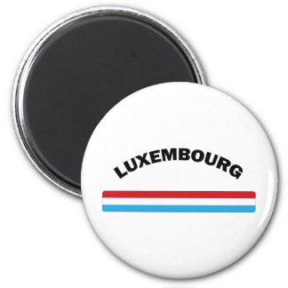 I Love Luxembourg Magnet