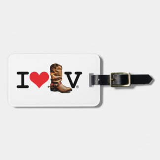 I LOVE LV® LUGGAGE TAG