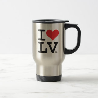 I LOVE LV® TRAVEL MUG