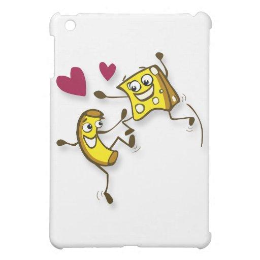 I love mac and cheese iPad mini covers