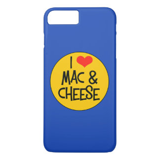 I Love Mac n Cheese iphone Case