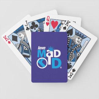 I Love Madrid Best Ever Club Poker Deck