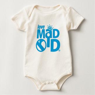 I Love Madrid Crown & Sign ED. Baby Bodysuit