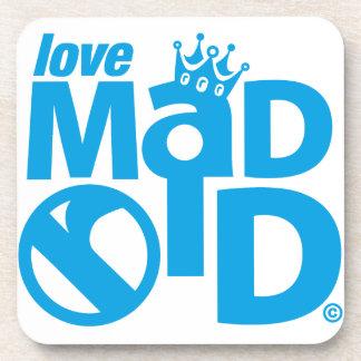 I Love Madrid Crown & Sign ED. Coaster