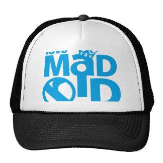 I Love Madrid Crown & Sign ED. Trucker Hat