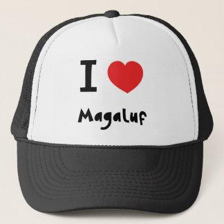 I love Magalluf Trucker Hat