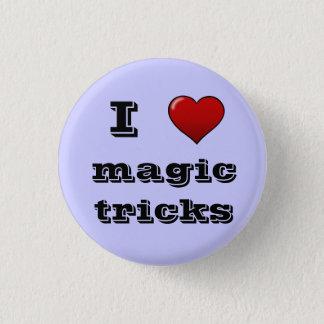 I love magic tricks button