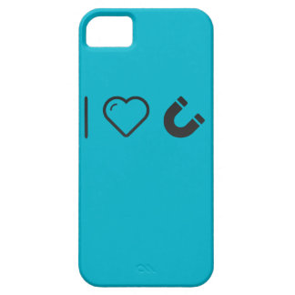 I Love Magnets iPhone 5 Covers