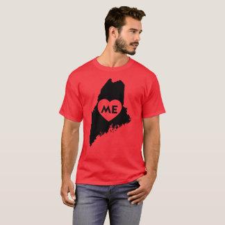 I Love Maine State Men's Shirts