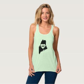 I Love Maine State Women's Shirts