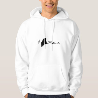 I Love Maine Sweatshirt