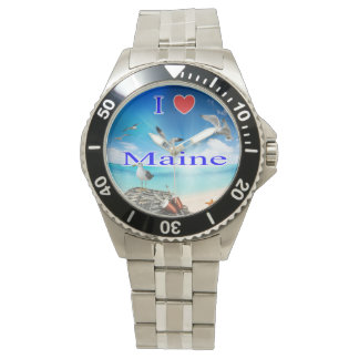 I love Maine Watch