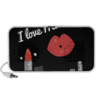 i love makeup jpg mini speaker