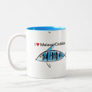 I Love Malawi Cichlids Mug