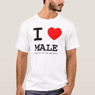 I Love Male T-Shirt