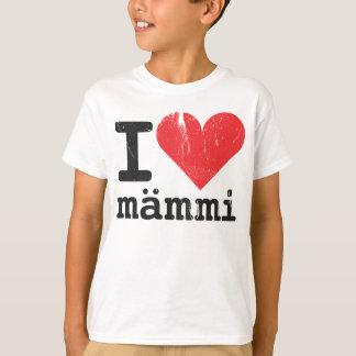 I Love Mämmi Kids' T-shirt