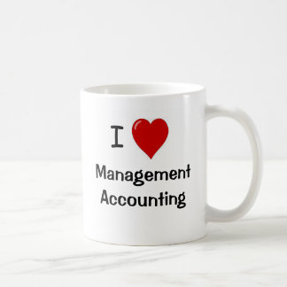 I Love Management Accounting - Double sided Coffee Mug