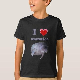 I Love Manatee T-Shirt