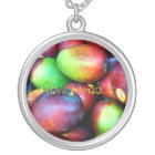 I Love Mangoes! Statement Necklace