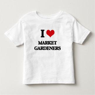 I love Market Gardeners Toddler T-shirt