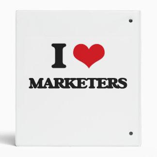 I love Marketers Binder