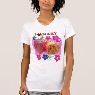 I LOVE MARY T-Shirt