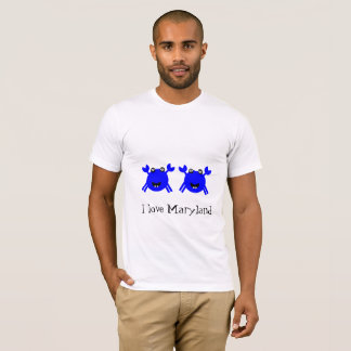 I Love Maryland T-Shirt