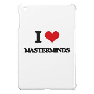 I Love Masterminds iPad Mini Cover