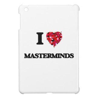 I Love Masterminds iPad Mini Covers