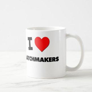 I Love Matchmakers Coffee Mug