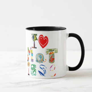 I love Matisse mug