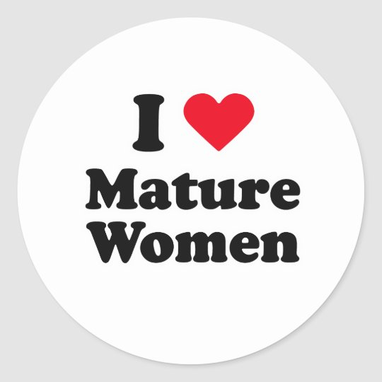 I Love Mature Woman
