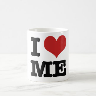 I Love me Classic White Coffee Mug