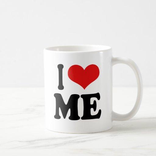 I Love Me Coffee Mug