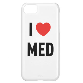 I Love Med marries iPhone 5C Cases
