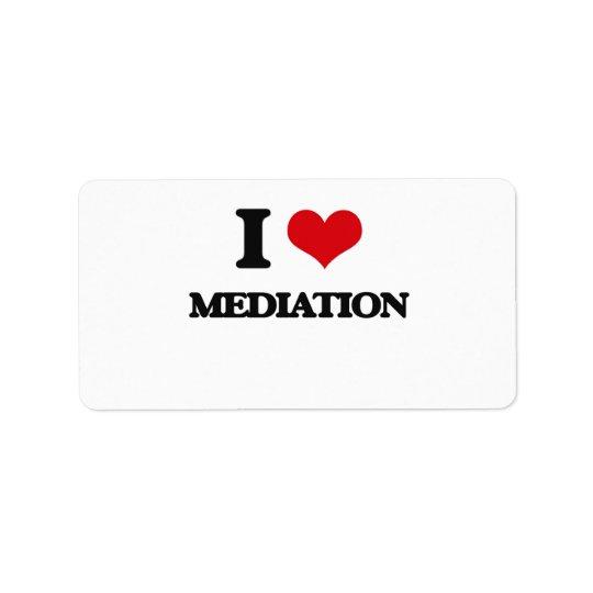 I Love Mediation