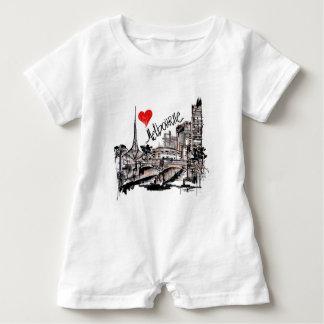 I love Melbourne Baby Romper